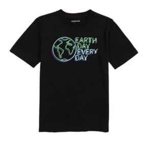 Tucker and Tate Earth Day Everyday graphic tshirt
